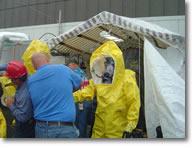 Biohazard and Homeland Security